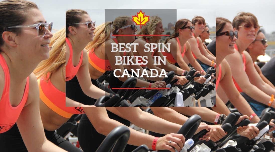 Best Spin Bikes in Canada