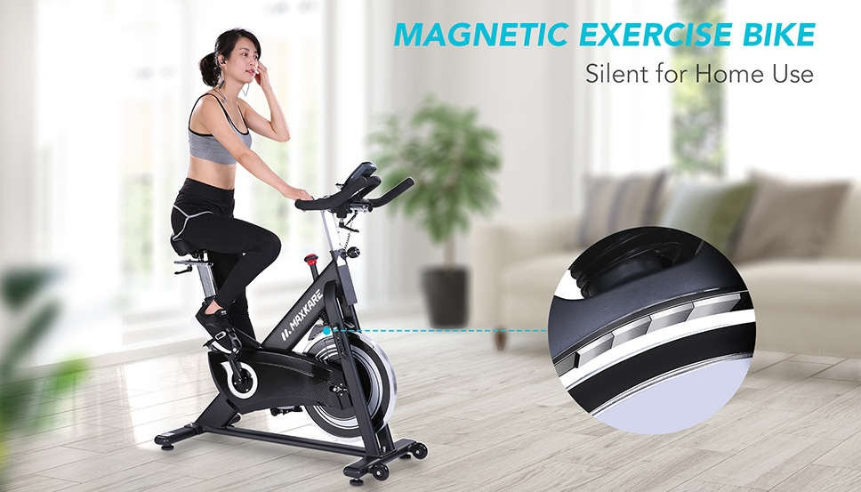 MaxKare magnetic exercise bike review