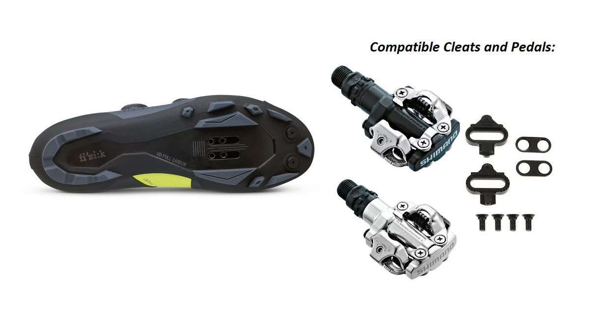 Mens Top SPD Spinning Shoes