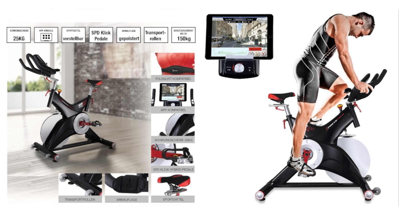 Sportstech SX500 Review