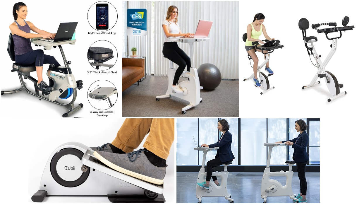 Outstanding 7 Best Desk Exercise Bikes Reviewed And Compared Price Gmtry Best Dining Table And Chair Ideas Images Gmtryco