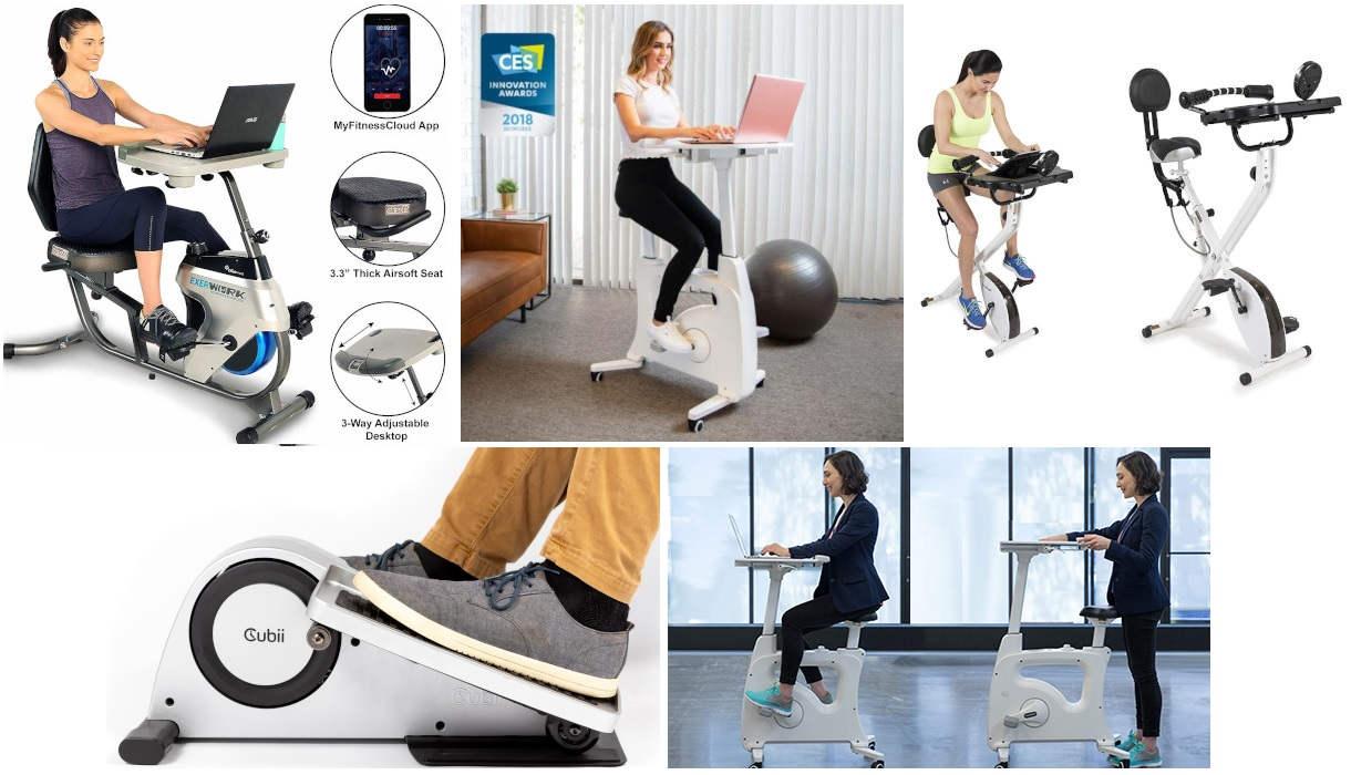 Best Desk Exercise Bikes