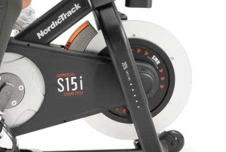 NordicTrack-S15i-flywheel-weight