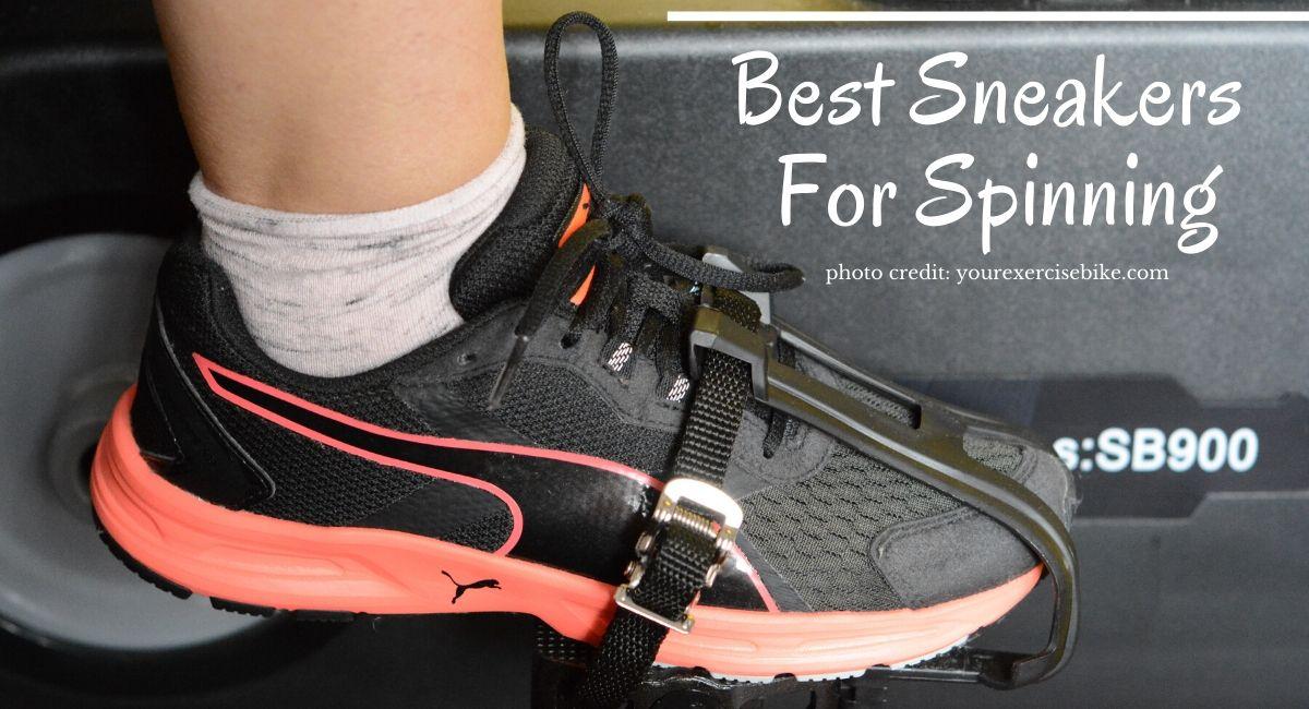 best women sneakers for indoor cycling