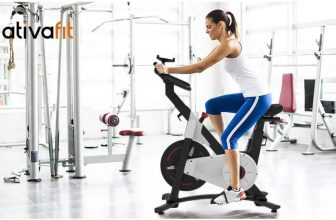 ATIVAFIT magnetic indoor cycling bike review