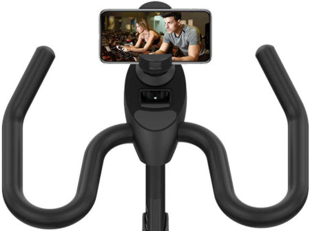 ATIVAFIT spin bike fitness meter