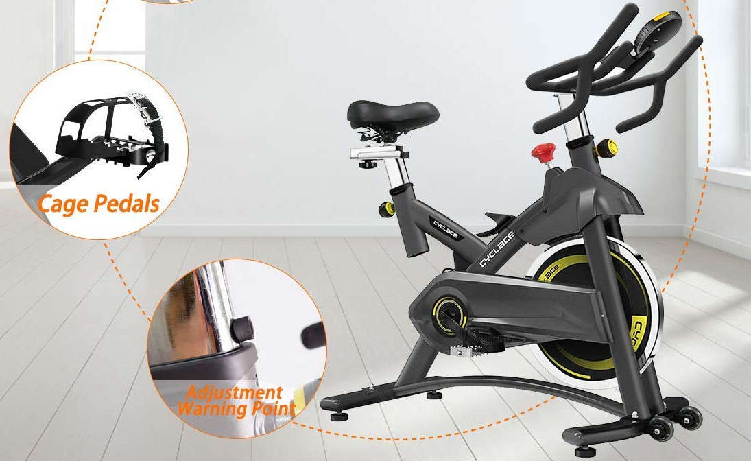 Cyclace exercise bike review