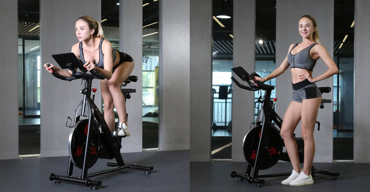 Finer Form indoor cycling bike review