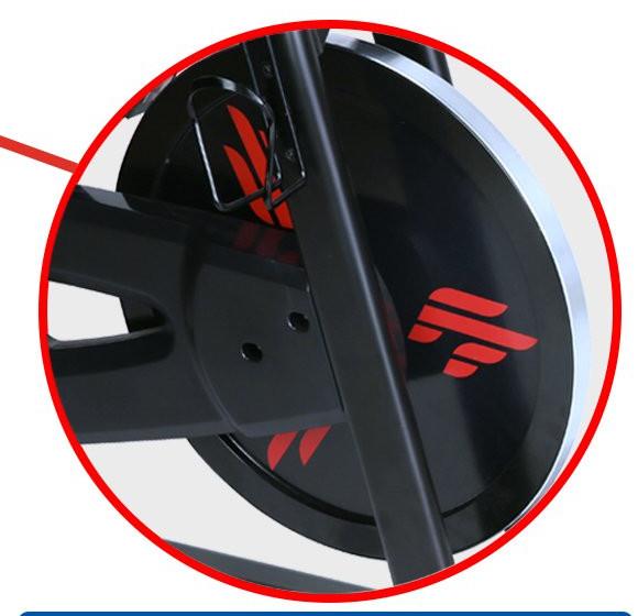 Finer Form spinning flywheel weight