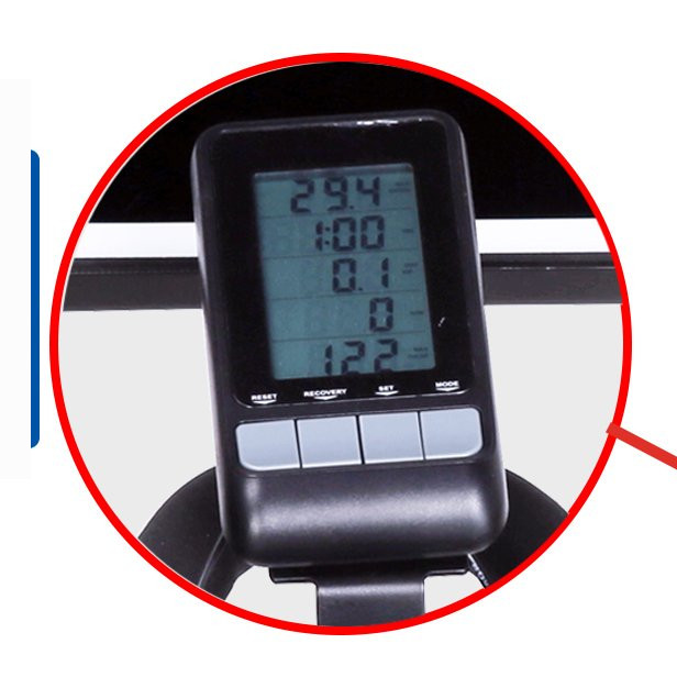 Finer form RPM reading monitor