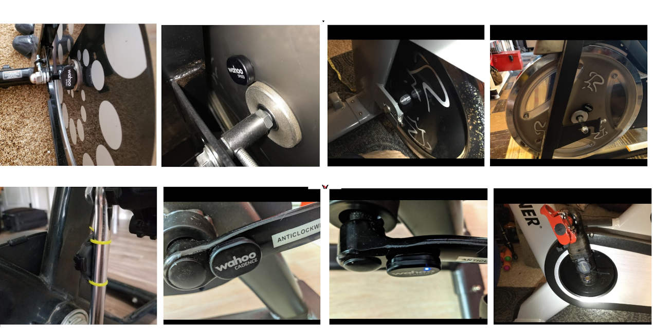 Best speed and cadence sensors for spin bikes