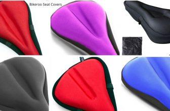 best gel spin bike seat covers