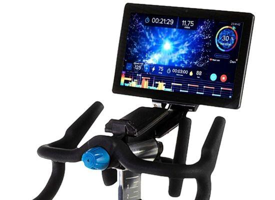 Solo fitness monitor