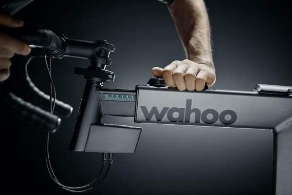Wahoo KICKR Indoor Bike seat