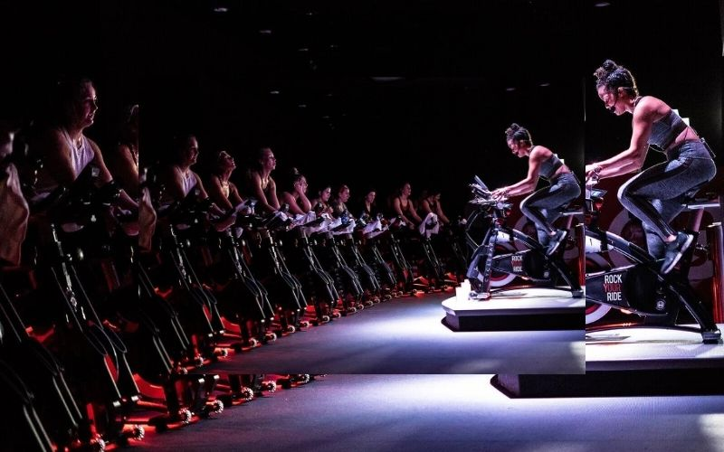 cyclebar spinning app