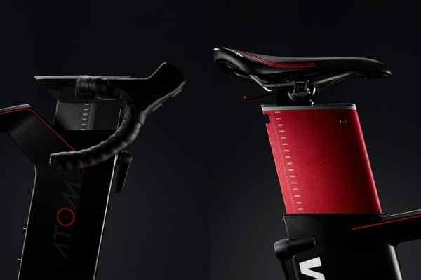 Atom bike seat handlebars