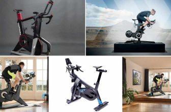 best smart indoor bikes