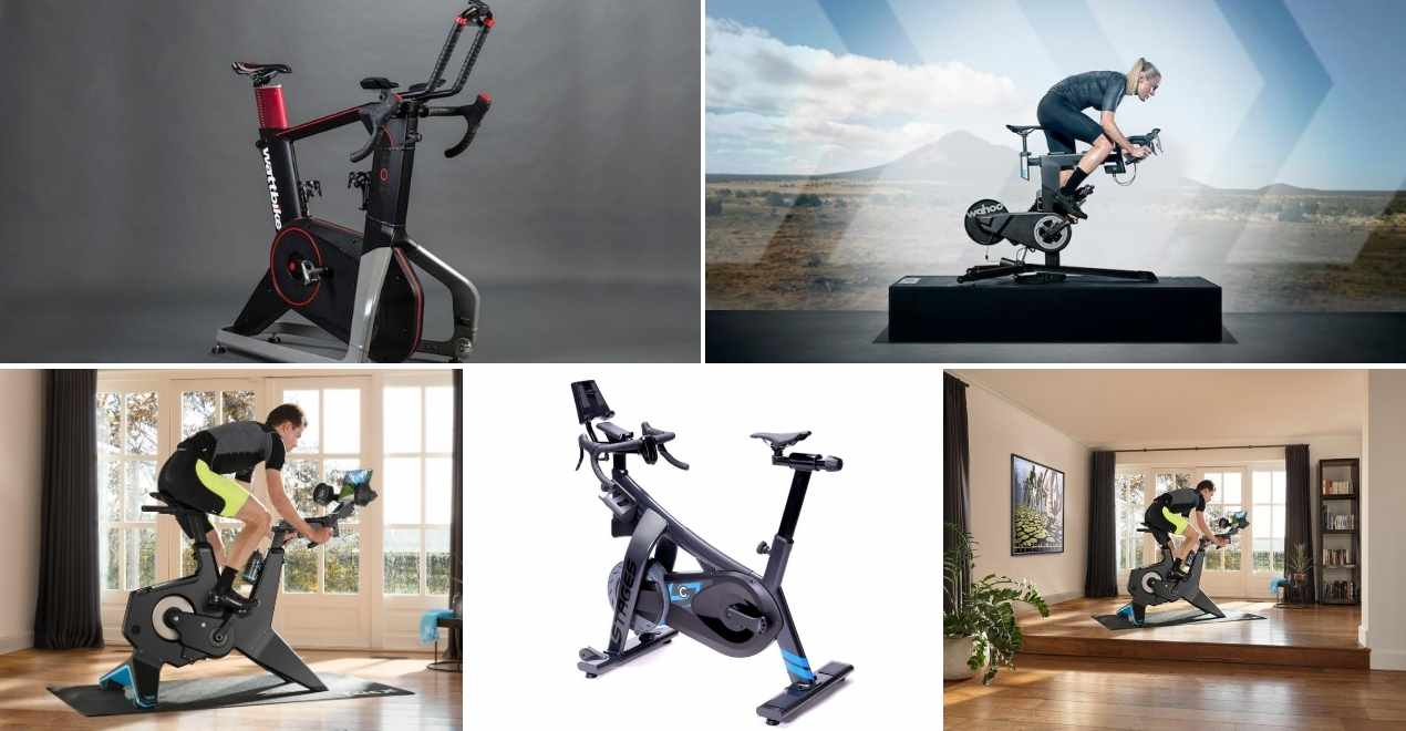 best smart indoor bikes