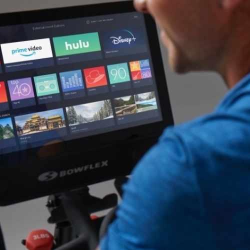 Bowflex VeloCore Monitor