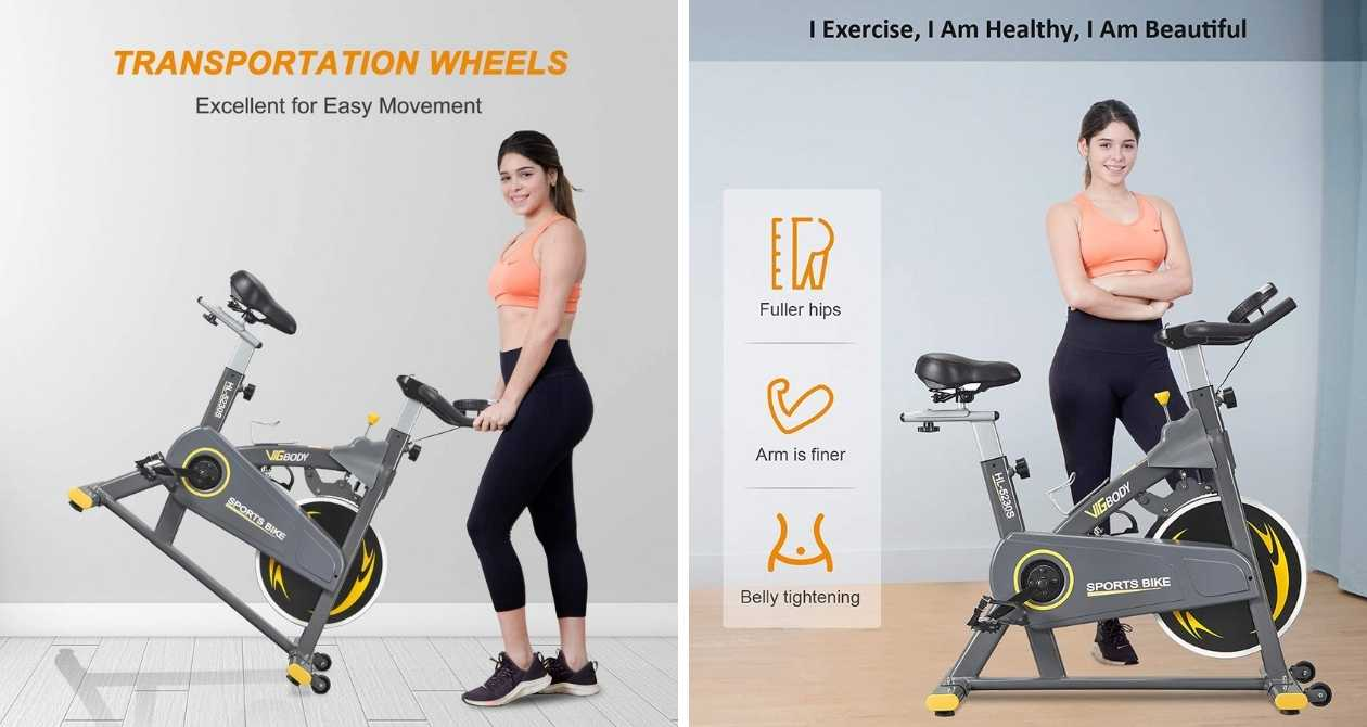 Vigbody indoor bike review