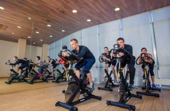 spin bike class preparation