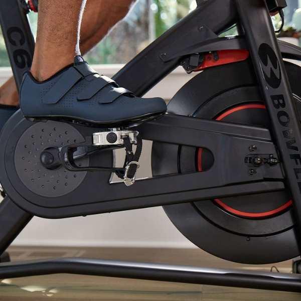 Bowflex C6 indoor cycle pedals