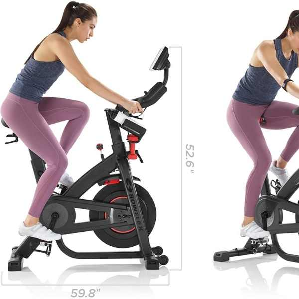 Bowflex C7 exercise bike flywheel