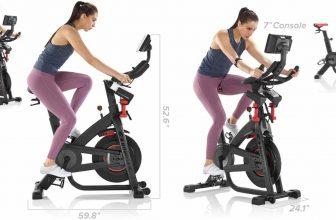 Bowflex C7 indoor cycling bike review