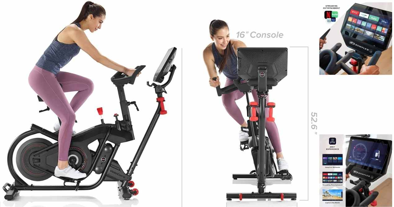 Bowflex Velocore 16 Indoor Cycling Bike Review