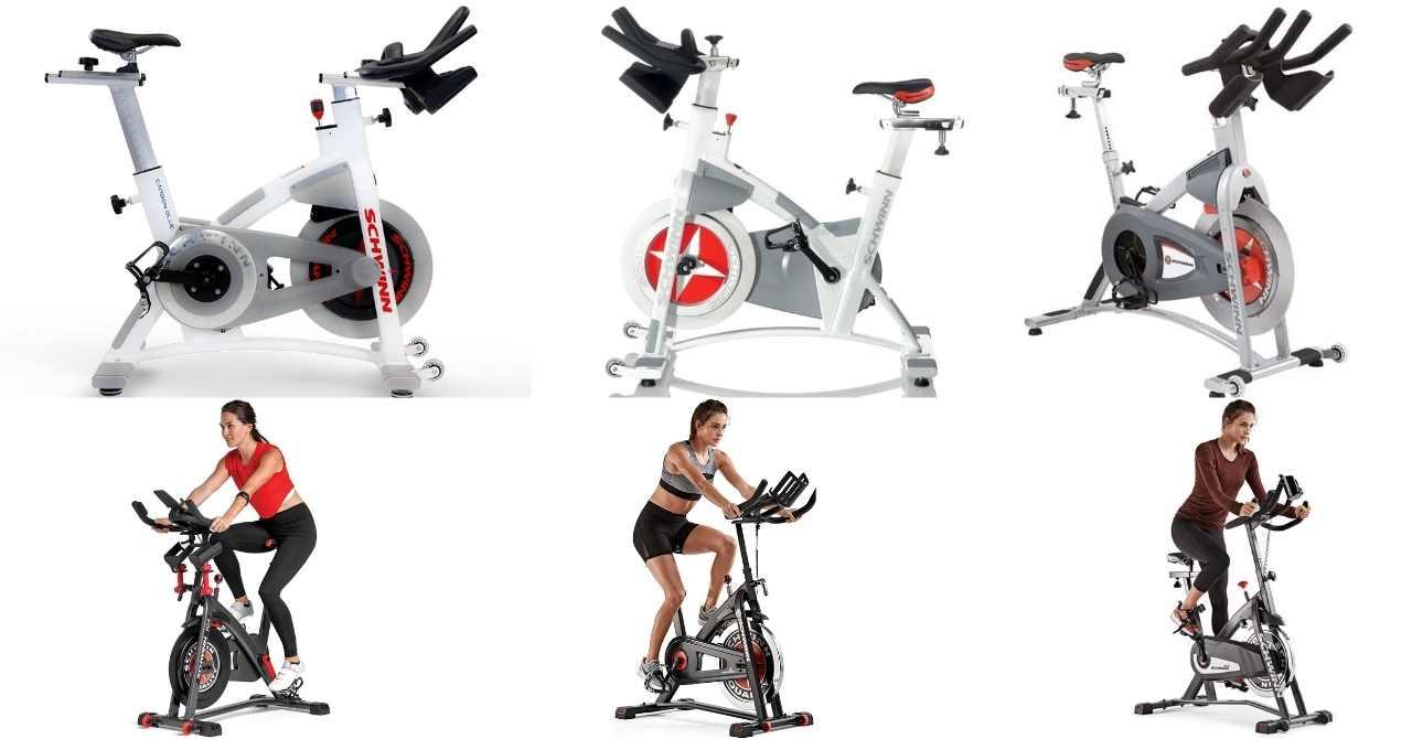 Schwinn spin bikes review comparison