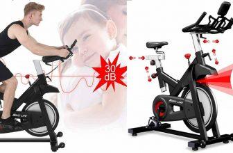 KOUZ LIVE Indoor Cycling Bike Review