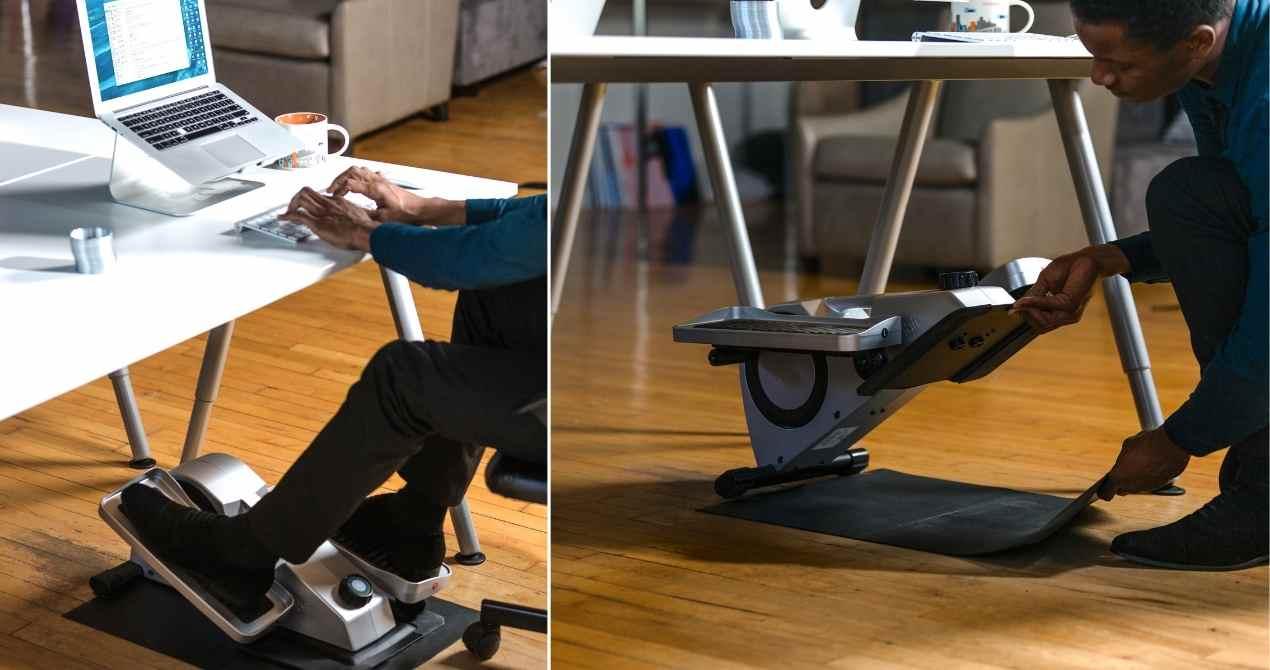 best under desk ellipticals Canada