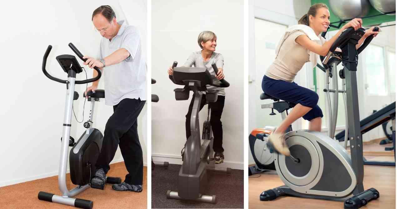 best upright exercise bikes United Kingdom