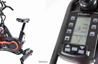 Stamina X Air bike review