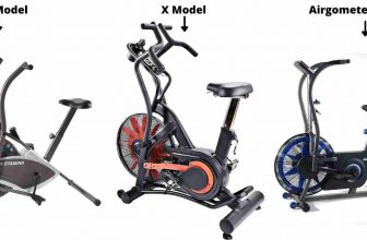 Stamina air bikes review
