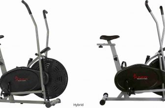 Sunny-health-fitness-Hybrid-air-bike-review