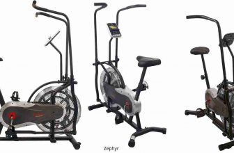 Sunny-health-fitness-Zephyr-air-bike-review