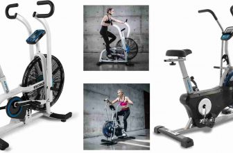Xterra air resistance exercise bikes comparison
