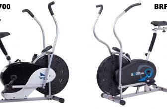 body rider air bikes comparisons