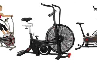 sunny health fitness air bikes comparison