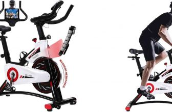 Chaoke indoor cycling bike review