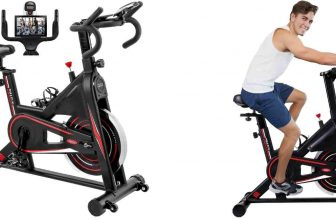 DMASUN indoor cycling bike review