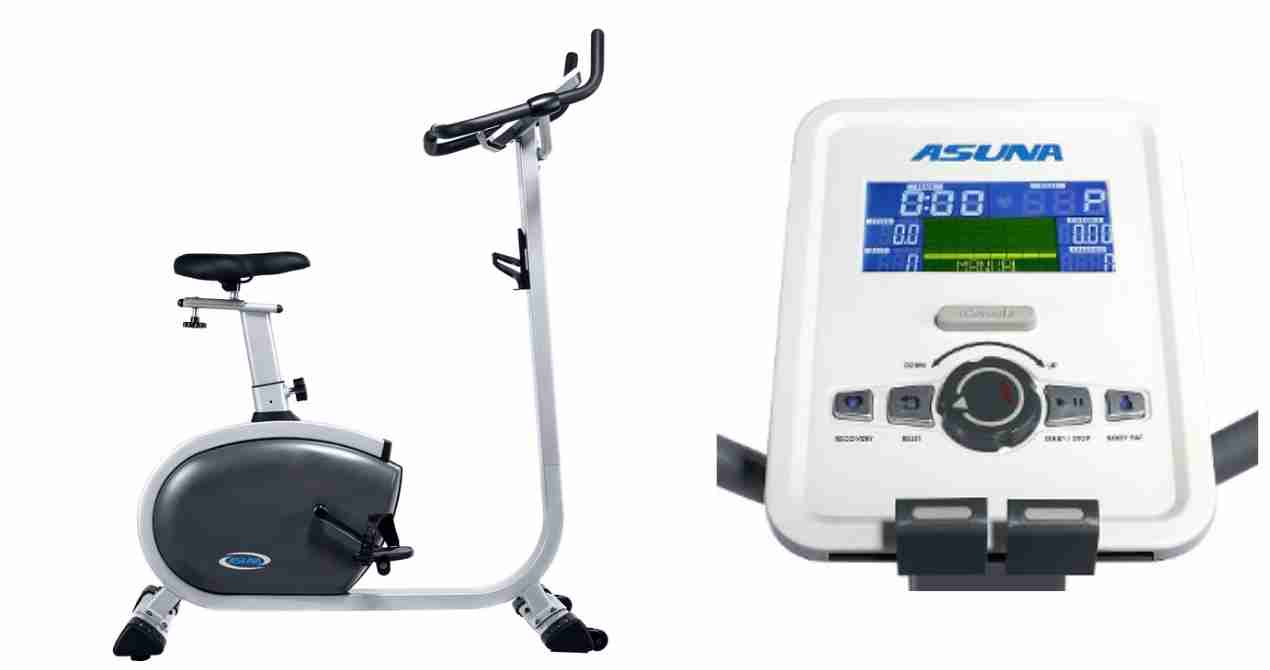 ASUNA-4200-Upright-bike-Review
