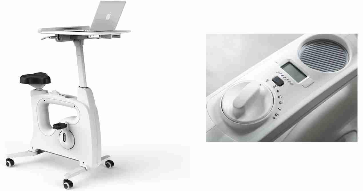 FlexiSpot-V9-Exercise-Desk-bike-Review