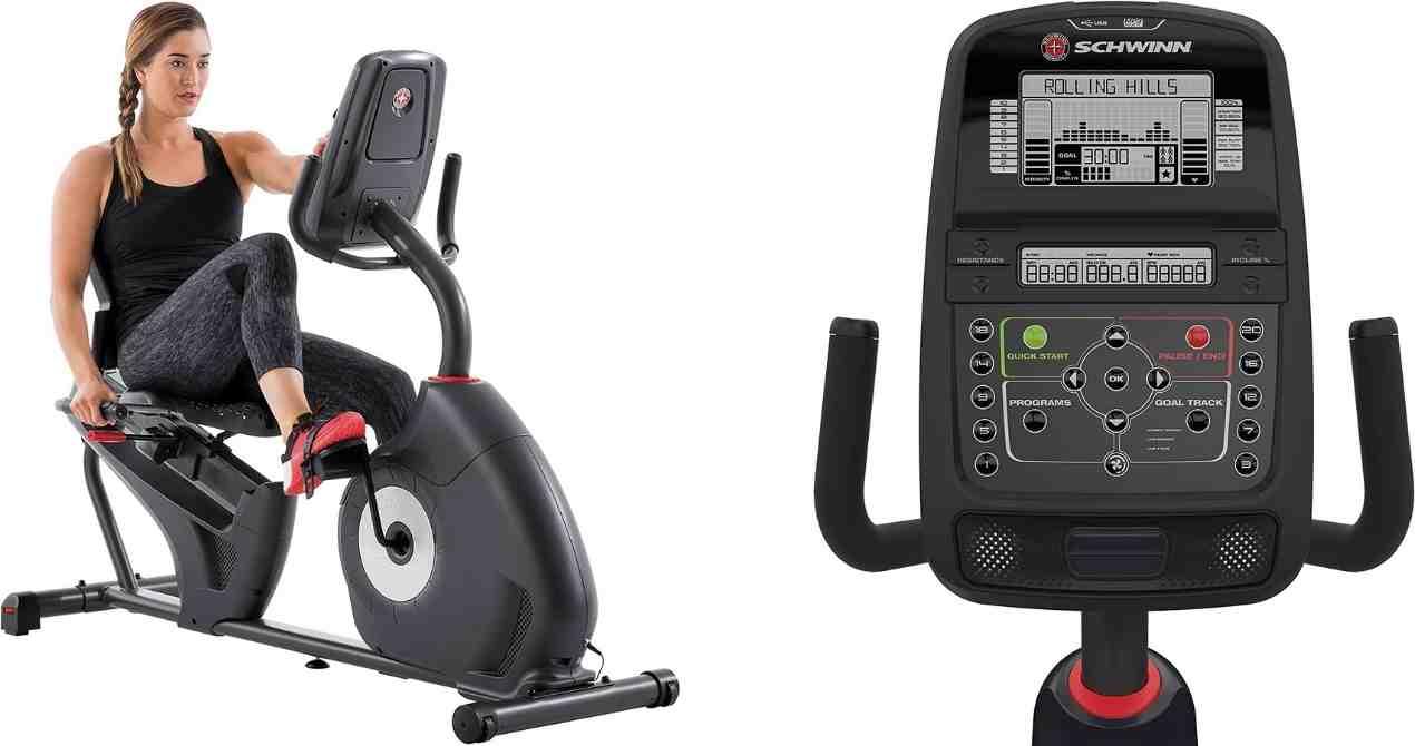 Schwinn Recumbent exercise bike 230 Review