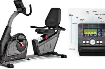 Sportstech ES600 Recumbent Bike Review